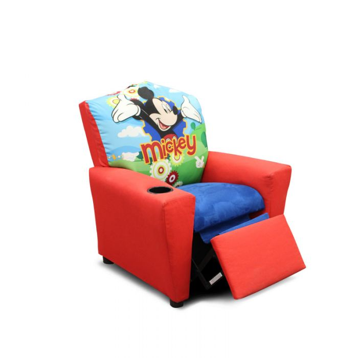 plus récent e6e35 21a9d Mini fauteuil inclinable - Mickey (KIDZ/1300-2DMIC/MICKEY MOUSE)