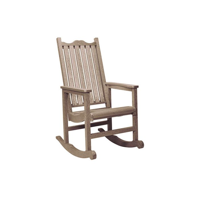 Chaise Bercante C R Por Rock C05 07 Beige