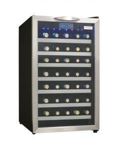 Refroidisseur à vin 45 bouteilles de Danby (DANBY/DWC458BLS)