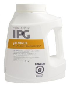 pH Minus 3 Kg - Piscine (SANIC/30-21180/)