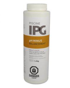 pH Minus 1,4 Kg - Piscine (SANIC/30-21180/1.4KG)