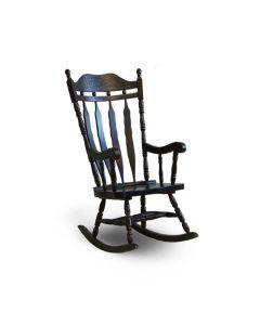 Chaise berçante (DURA/A426/BRUN FONCER)
