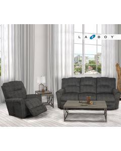 Mobilier de salon inclinable - Chaise (LAZBO/10-702/C125658)