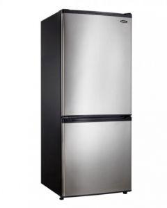 Réfrigérateur 9.2 pi³ avec congélateur inférieur et en acier inoxydable de Danby (DANBY/DFF092C1BSLD/9.2 INOX)
