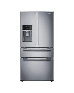 """Réfrigérateur de 33"""" à portes françaises, 24,7 PI³, Acier inoxydable-RF25HMEDBSR"""