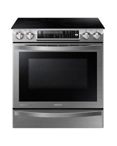 Cuisinière encastrable à induction, four de 5,8 pi³ avec technologie Virtual Flame, acier inoxydable (SAMSI/NE58H9970WS/ACIER INOX)