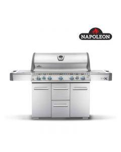 Barbecue au propane Napoléon - 106 500 BTU (NAPON/LEX730RSBIPS/INOX)