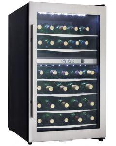Refroidisseur à vin, 2 zones et 38 bouteilles de Danby  (DANBY/DWC040A3BSSD)