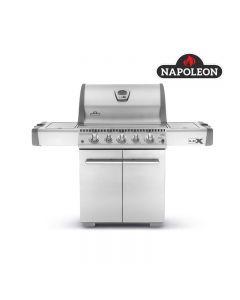 Barbecue au propane Napoléon - 74 000 BTU (NAPON/LEX485RSIBPS/74,000 BTU)