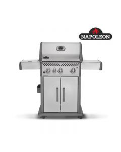 Barbecue au propane Napoléon - 45 000 BTU (NAPON/R425SIBPSS/45,000 BTU)