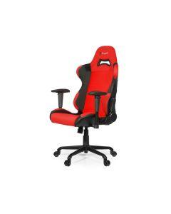 Chaise de bureau ergonomique Torretta -Noir/Rouge (ASI/TORRETTA-C/177587-NOIR/ROU)