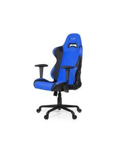 Chaise de bureau ergonomique Torretta -Noir/Bleu (ASI/TORRETTA-C/177588-NOIR/BLEU)