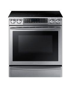 Cuisinière à induction,encastrée, 5,8 pi³, acier inoxydable  (SAMSI/NE58K9560WS/ACIER INOX)