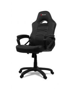 Chaise de bureau ergonomique Enzo - Noir (ASI/ENZO-C/177573-NOIR/NOIR)