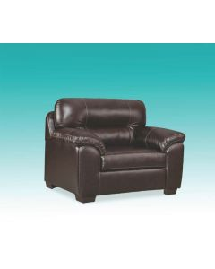 Fauteuil fixe (AFFOR/5601/AUSTIN CHOCO)