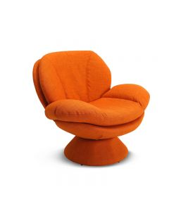 Fauteuil d'appoint - Orange (MACMA/120/RIO OWAGA)