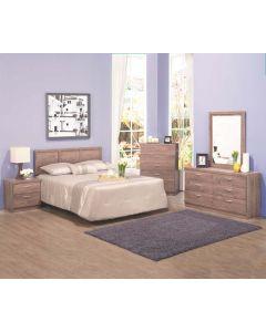 Mobilier de chambre - Table de nuit (DYNAS/258-222/)
