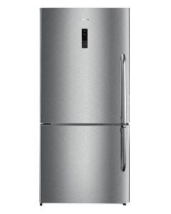 Réfrigérateur 17,0 pi³ en acier inoxydable à congélateur inférieur de Hisense (SENSE/RB-17N6ASE/L/)