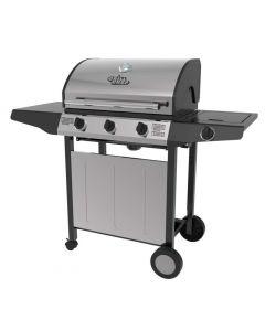 Barbecue au propane de 50 000 BTU (GRILL/DGF-0663/50,000 BTU)