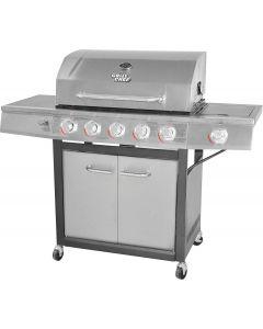 Barbecue au propane de 72 000 BTU (GRILL/GC-1088/72,000 BTU)