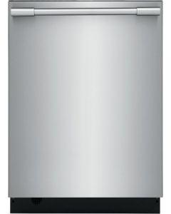 Lave-vaisselle encastré 24'' avec système EvenDry, 47 dBA, 14 couverts, acier inoxydable (FRIGI/FPID2498SF/STAINLESS)