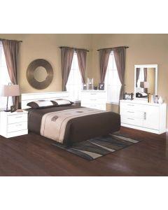 Mobilier de chambre à coucher - Table denuit (DYNAS/200-222/)