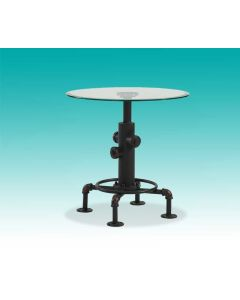 Table de bout (WORWI/501-267BK/ANTIQUE BLACK)