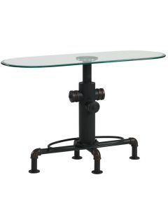 Table console (WORWI/502-267BK/ANTIQUE BLACK)