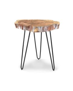 Table de bout - Naturel (WORWI/501-329NAT/NATUREL)