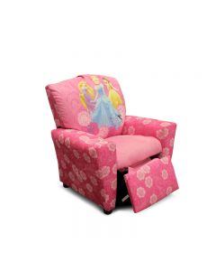 Mini fauteuil inclinable - Princesses (KIDZ/1300-2DPTE/PRINCES TIME)