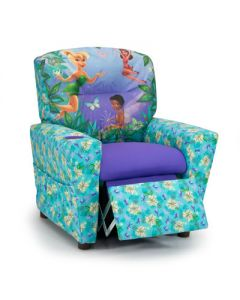 Mini fauteuil inclinable (KIDZ/1300-2DFAIR/FAIRIES)