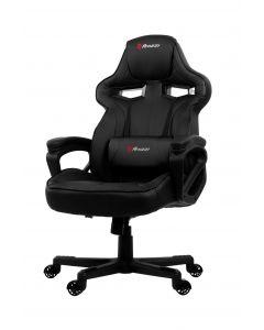 Chaise de bureau ergonomique Milano noir  (ASI/MILANO-C/188478)