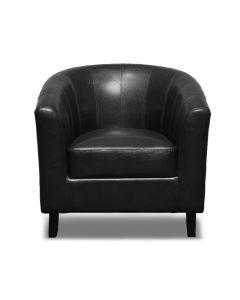 Fauteuil d'appoint - Noir (DURA/F4503/NOIR)