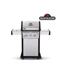 Barbecue au propane - 37 000 BTU - Griset noir (NAPON/R365SBPSS/)