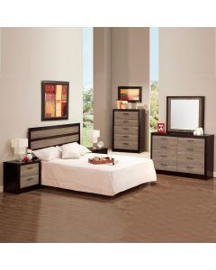 Mobilier de chambre - Table de nuit (DYNAS/355-222/)