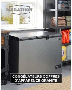 Congélateur - 7,1 pieds cubes (MARAT/MCF70GRD/GRANITE)