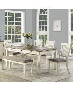 Banc de mobilier de cuisine (MAZIN/5627W-13/)