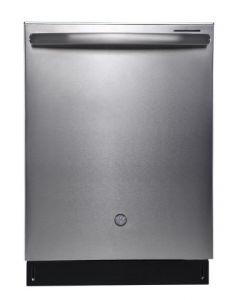 Lave-vaisselle intégré de 24'' avec cuve en acier inoxydable (GE/PBT650SSLSS/INOX / 48 DBA)