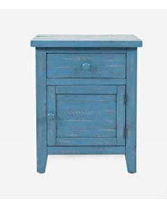 Meuble déco bleu antique (JOFRA/1877-20/ANTIQUE BLUE)