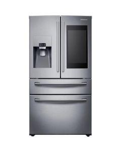 Réfrigérateur de 27,7  PI³ à portes françaises (SAMSI/RF28NHEDBSR/STAINLESS)