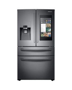 Réfrigérateur de 27,7  PI³ à portes françaises (RF28NHEDBSG  - BLACK STAINLESS)