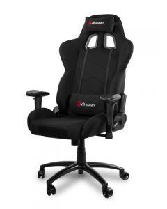 Chaise de bureau ergonomique Inizio noir (ASI/INIZIO-C/NOIR 225085)