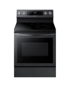 Cuisinière électrique 30'' à convection, autonettoyant, acier inoxydable noir  (SAMSI/NE59R6631SG/)