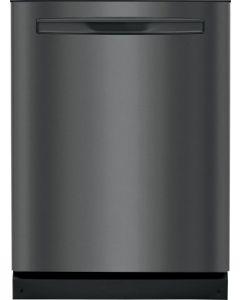 Lave-vaisselle 24'' encastré avec OrbitClean(MD) en acier inoxydable noir (FRIGI/FGIP2468UD/)