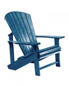 Chaise classique Adirondack (C.R./ADIRON C01/20 BLEU NAVY)