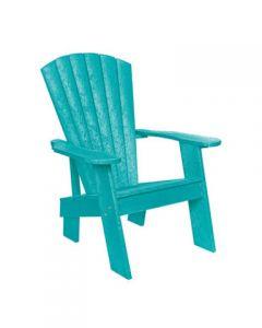 Chaise original Adirondack  (C.R./ADIROND C09/09 TURQUOISE)