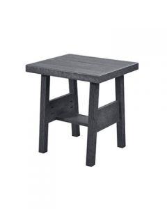 Table de bout (C.R./TOFINO 248/18 GRIS FONCE)