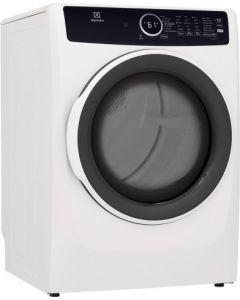 Sécheuse électrique Perfect Steam à chargement frontal avec rafraîchissement instantané, 8 pi³ (ELLUX/ELFE743CAW/)