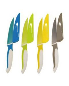 Ensemble de 4 couteaux à steak avec étuis (RICAR/093884-006/)
