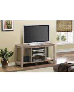 """MEUBLE TV - 48""""L / TAUPE FONCE (MONARCH/I 3528)"""